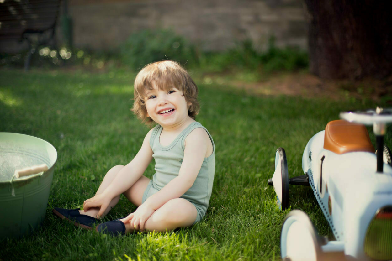 fotografo infantil en exteriores pozuelo madrid